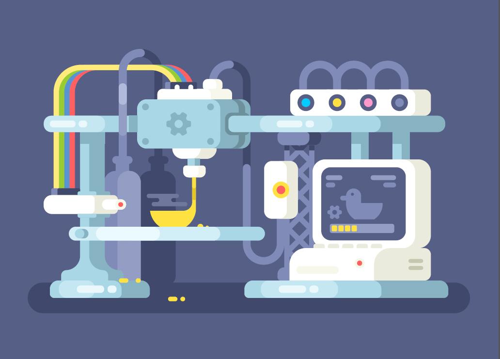 2016 年 3D 打印行业专利报告: 发展 or 没落?