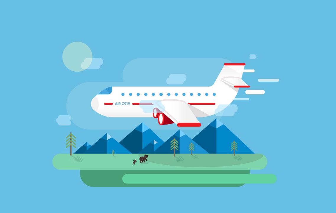 2016 年国产大飞机专利报告:专利情报挖掘发展机会