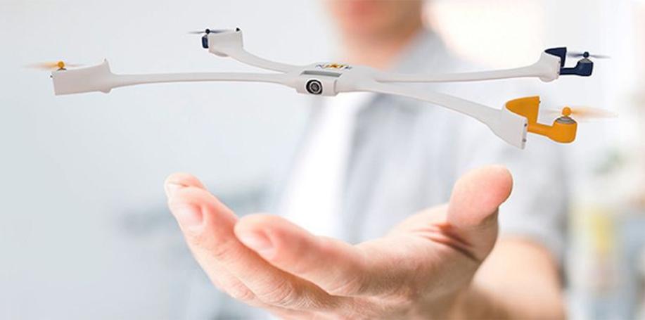 2016 年无人机市场报告:专利解读崛起中那些你不知道的事!